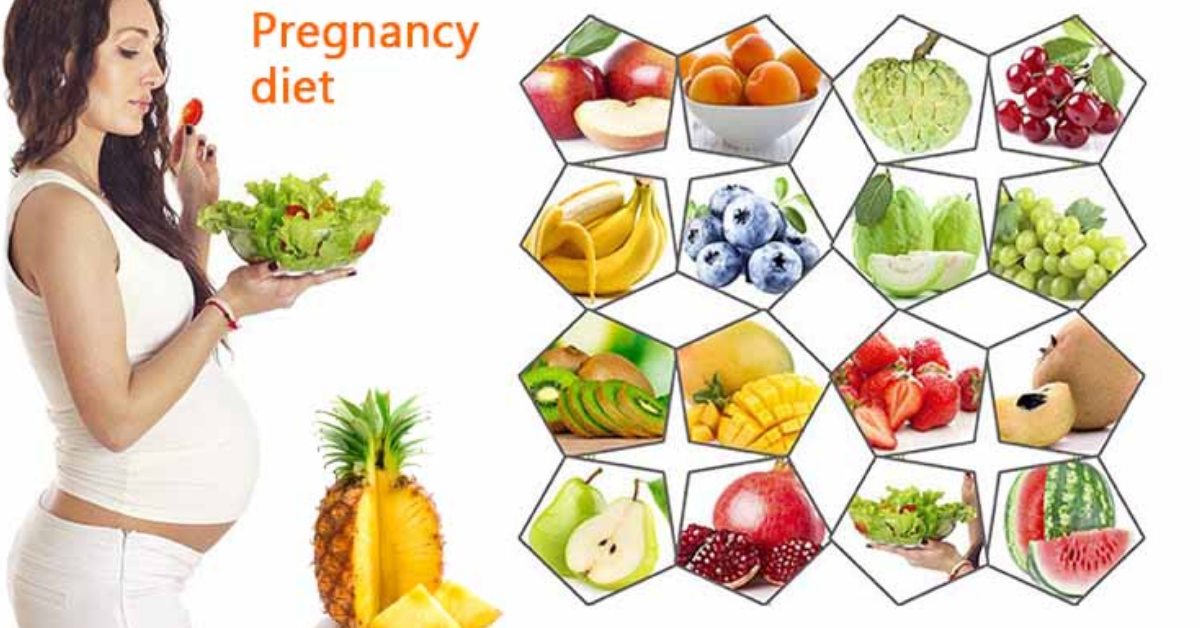 Pregnancy Diet: What to Eat What to Avoid: